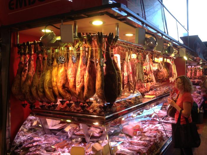 barcelona's best food