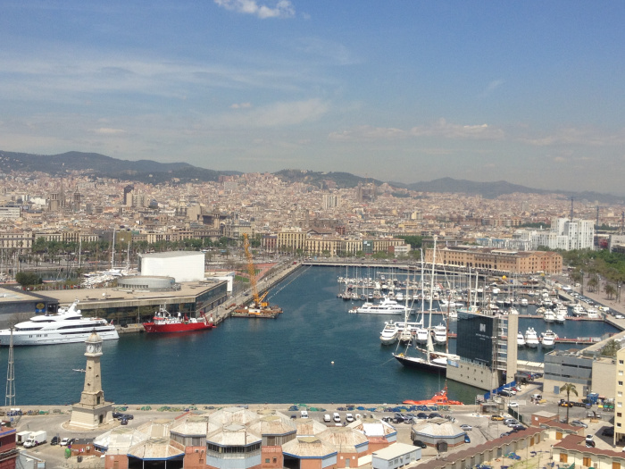 barcelona-overview-from-waterfront