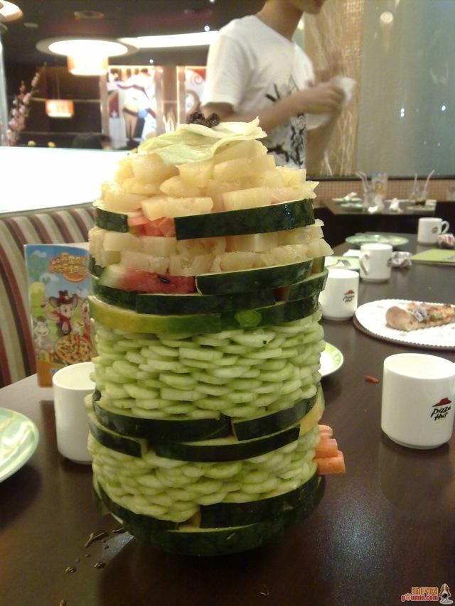 china's super salads