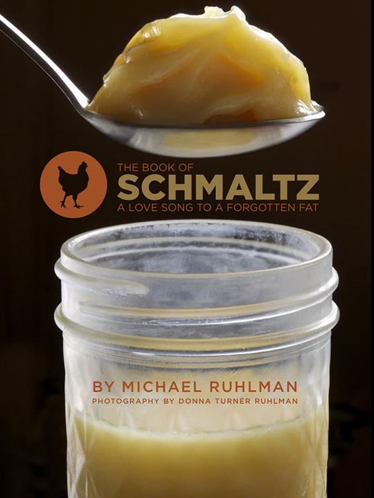 schmaltz cookbook