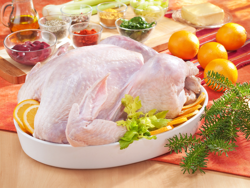 best recipes raw-turkey